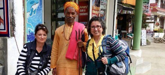 Mușcata din Kathmandu